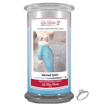 Mermaid Splash Jewelry Candles