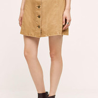 Pilcro Denim Chroma Skirt