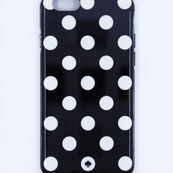 Kate Spade New York Hardshell iPhone 6/6s Case - LRG Polka Dot
