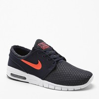 Nike SB Stefan Janoski Max Navy Shoes - Mens Shoes - Blue