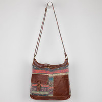 Canvas Printed Tote Bag Multi One Size For Women 21726795701