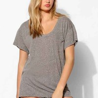 Truly Madly Deeply Scoopneck Slouch Pocket