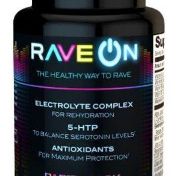 Rave ON Party Pack - 15 Capsules