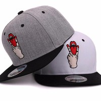 fashion snapback baseball caps bboy snapback hat cool women men snapbacks casual fitted hip hop cap