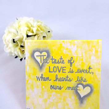 Best Custom Song Lyrics On Canvas Products On Wanelo
