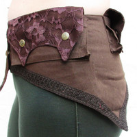 Brown Pixie Utility Belt