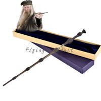 Metal Core Albus Dumbledore Magic Wand/ Harry Potter Magical Wands/Quality Gift Box Packing- Best Christmas Gift