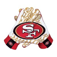 Nike San Francisco 49ers Stadium Gloves - Scarlet