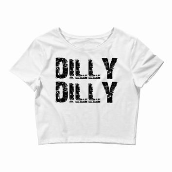 Dilly Dilly Crop Top