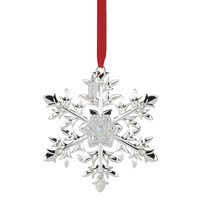 Lenox 2016 Snow Majesty Ornament