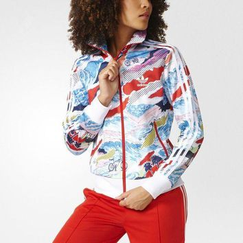 DCCKFC8 Adidas Woman Summer Multicolor Jacket