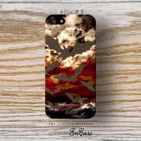 Halloween bats , Mobile accesories, 3D-sublimated, iPhone 4, iPhone 4S, iPhone 5 case.