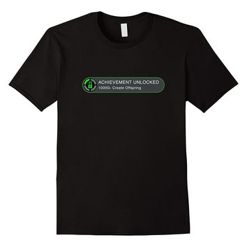 Achievement Unlocked Create Offspring Shirt