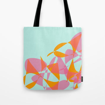 Poplay 1 Tote Bag by mirimo