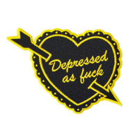 Depressed AF Patch