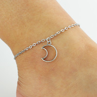 Jewelry Cute New Arrival Gift Ladies Shiny Stylish Sexy Silver Chain Hot Sale Anklet [6464862465]