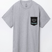 Diamond Supply Co Sign Diamond Pocket T-Shirt at PacSun.com
