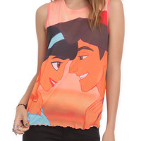 Disney Aladdin Jasmine Girls Tank Top | Hot Topic