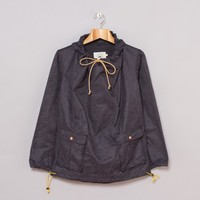 AXS Folk Technology Wideneck Anorak (Black Leopard) | Oi Polloi