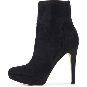 DCCKLP2 Sam Edelman for Women: Alyssa Black Heel Boots