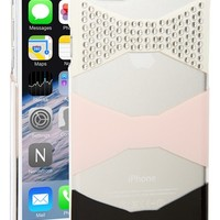 kate spade new york 'bow tiles' iPhone 6 case - Pink