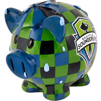Seattle Sounders FC Mini Thematic Piggy Bank - MLS