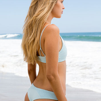 Tori Praver Swimwear - Cabo Bottom | Mist