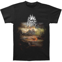 Dark Fortress Men's  Venereal Dawn T-shirt Black