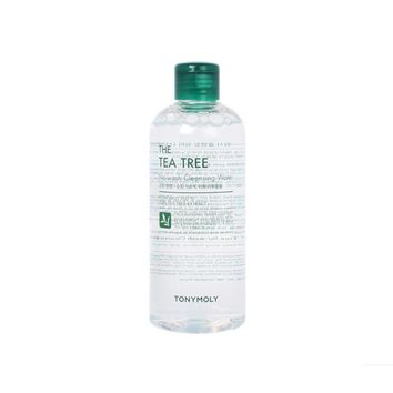 [TONYMOLY] The Tea Tree No Wash Cleansing Water