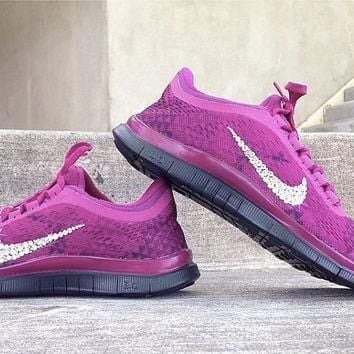 Tagre™ New In Box Rare (Unreleased Sample) Women's Nike Free Run 3.0 V5 Running Shoes [631060