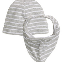 H&M Jersey Hat and Scarf $4.95