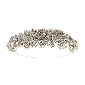 Tiara Bands, Wedding Tiaras,Bridal Headresses, Crystal,Headdresses & Tiaras.Wedding Accessories.