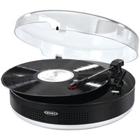 Jensen Bluetooth 3-speed Stereo Turntable With Metal Tone Arm