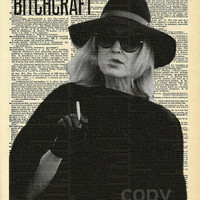 Fiona Goode American Horror Story Coven Dictionary Art