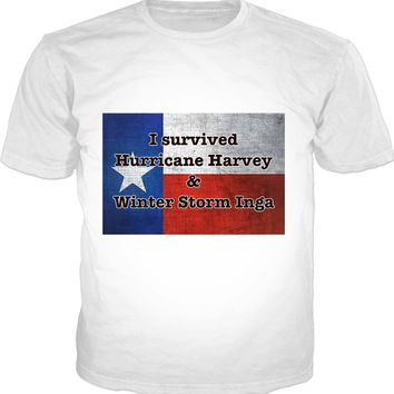 ROTS I Survived Houston Adult T