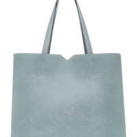 V Leather Tote | Moda Operandi
