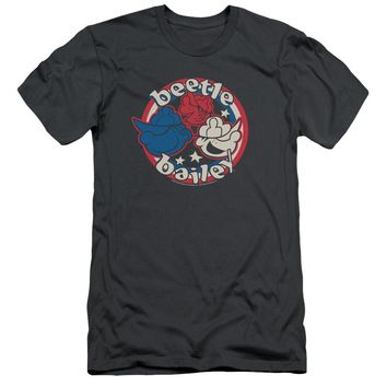 Beetle Bailey - Red White And Bailey Short Sleeve Adult 30/1
