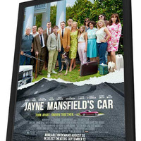 Jayne Mansfield's Car 11x17 Framed Movie Poster (2013)