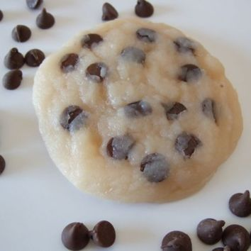 Chocolate Chip Cookie Soap by MollycoddleSoap on Etsy