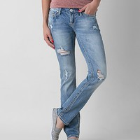 Women's Aries Straight Stretch Jean in Blue by Daytrip.
