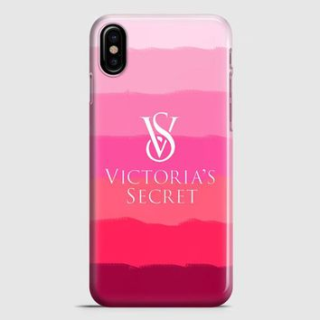 Victoria Secret Pink iPhone X Case