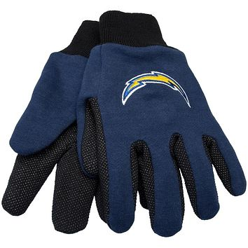 San Diego Chargers - Logo Utility Gloves