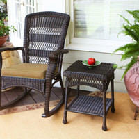 Tortuga Outdoor Portside Plantation Rocking Chair
