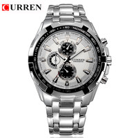 Luxury Military Style Sport Wrist Watch