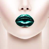 Emerald (Money Green) Semi Matte Liquid Lips
