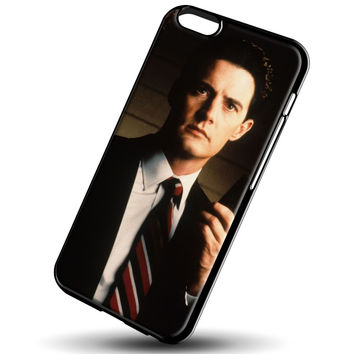 diane twin peaks agent cooper for iPhone 6/6S Case