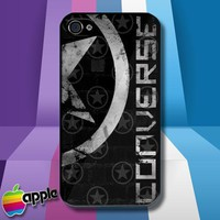 Converse All Star Grunge Logo iPhone 4 or iPhone 4S Case