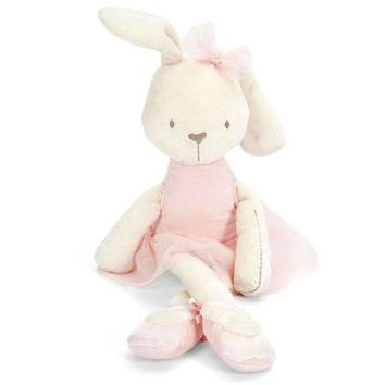 Cute 42cm Large Soft Stuffed Animal Bunny Rabbit Toy Baby Kid Girl Sleeping Stufed Toys Pets