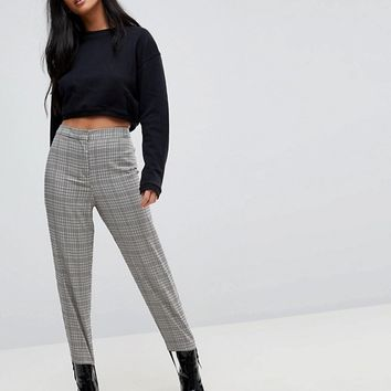 ASOS PETITE Cropped Sweatshirt at asos.com