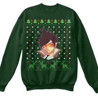 Over-Watch Ugly Christmas Gamers Sweater